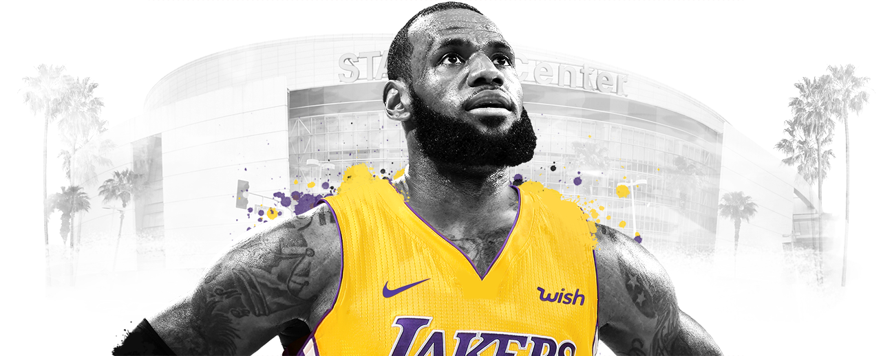 LeBron James joining Los Angeles Lakers in NBA free agency - Complete Coverage