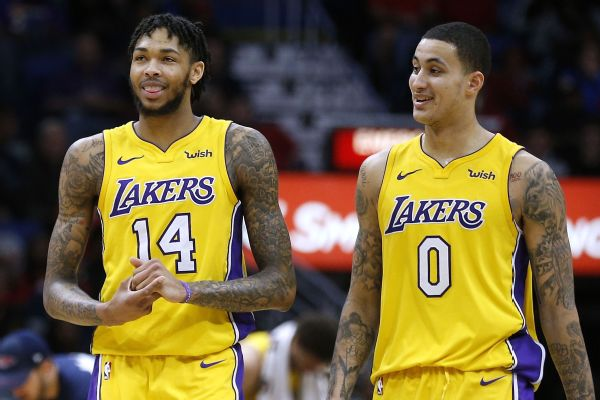 Kyle Kuzma after victory -- Los Angeles Lakers 'not just one