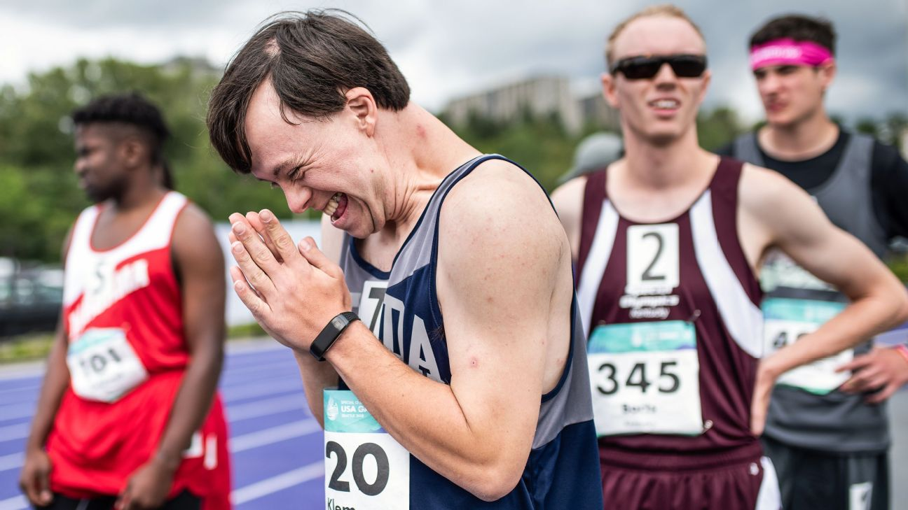 Photos: The moments that show Special Olympics athletes are unstoppable