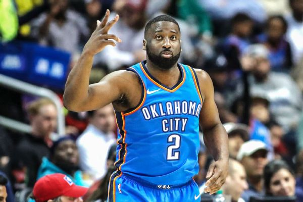 Sources Okc Hits M With Felton Re Signing