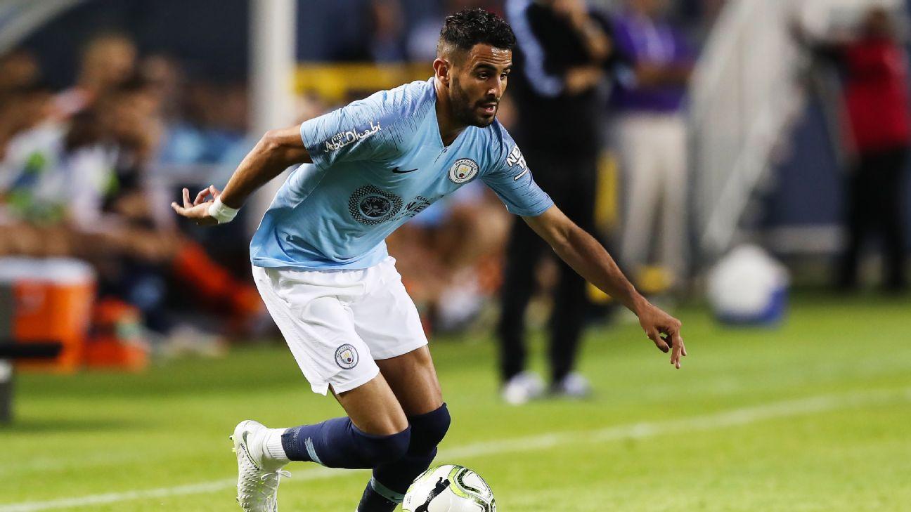 Riyad Mahrez S Manchester City Debut Hints At An Even More