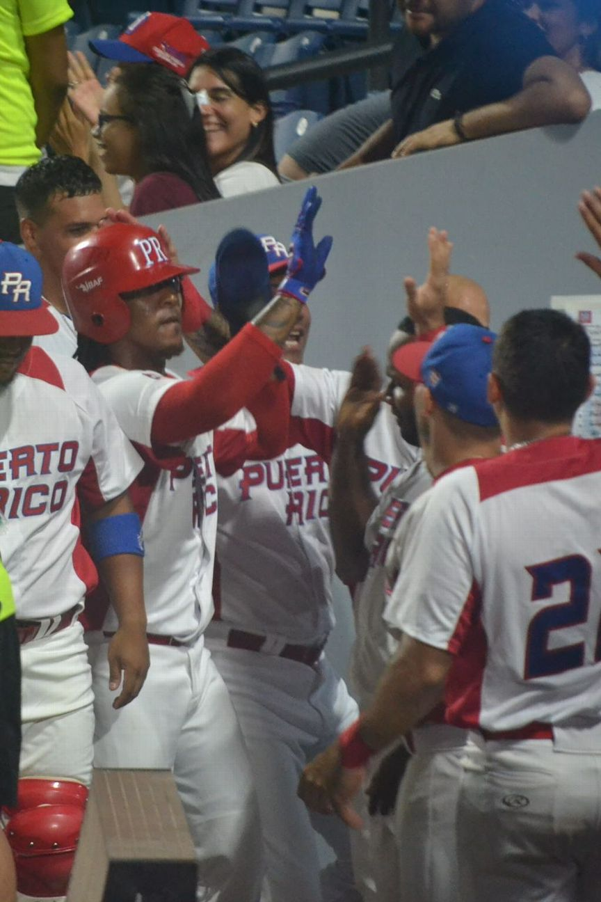 Puerto Rico vence a Cuba en JCC 2018