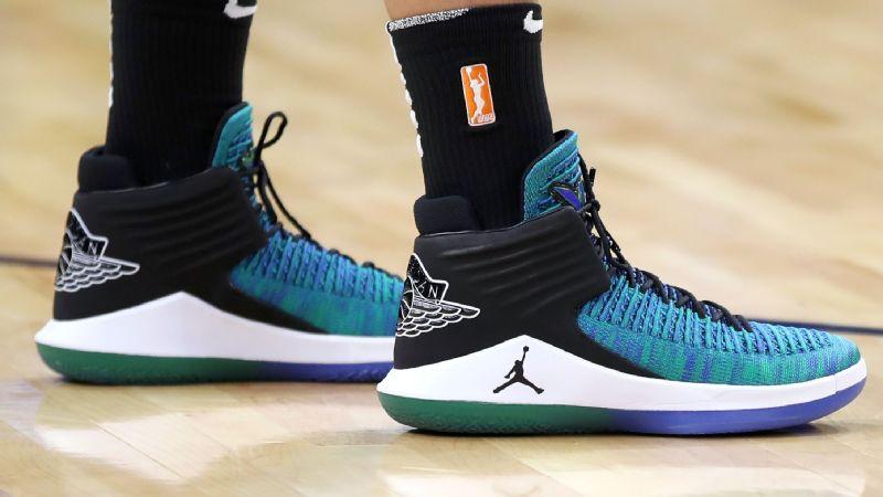 Maya Moore All-Star shoes