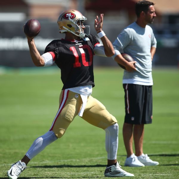 Jimmy Garoppolo Stats, News, Videos, Highlights, Pictures