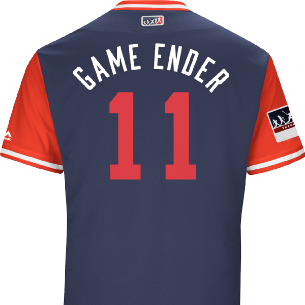 competitive price fd719 6d98f The top 10 MLB Players Weekend nicknames