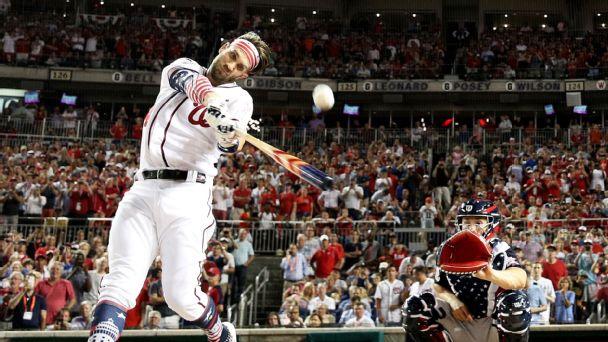 Did The Home Run Derby Fix Bryce Harper