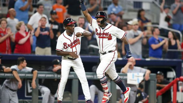 Ronald Acuna Jr. Stats, News, Pictures, Bio, Videos ...