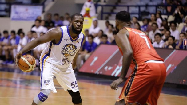 NLEX brings back Ashaolu, Meralco taps 3rd import