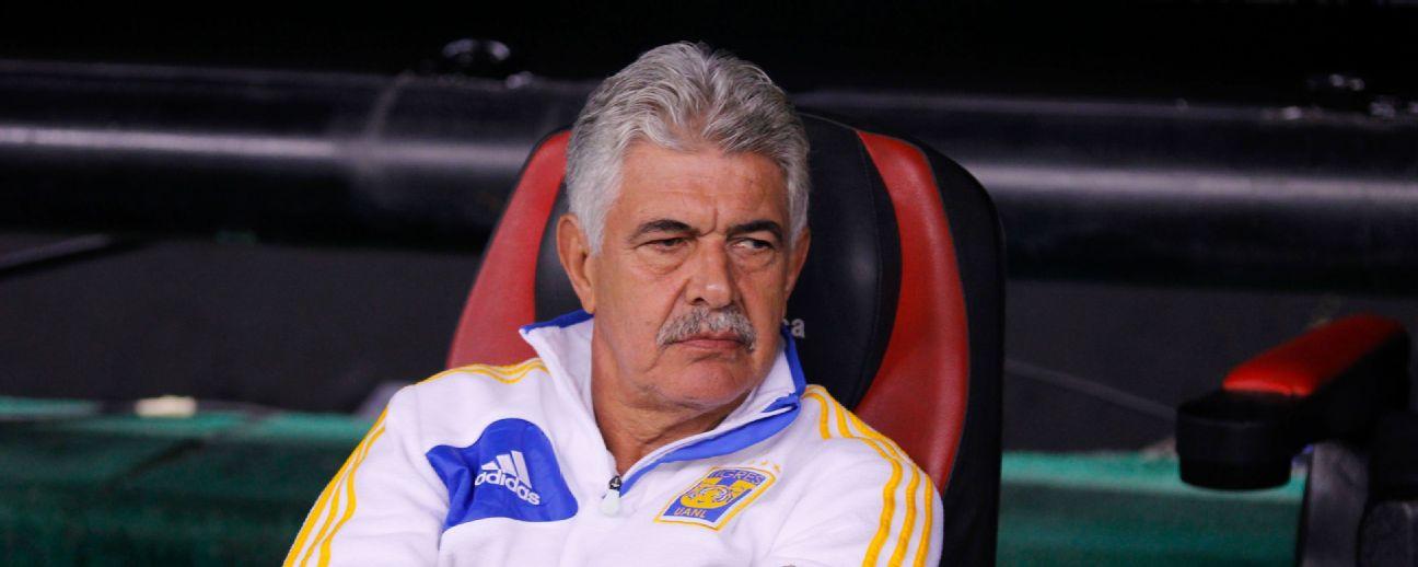 Ricardo Ferreti banca de Tigres