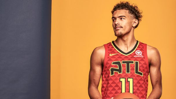 Lowe's 10 things: Trae, Jabari and a rule not working