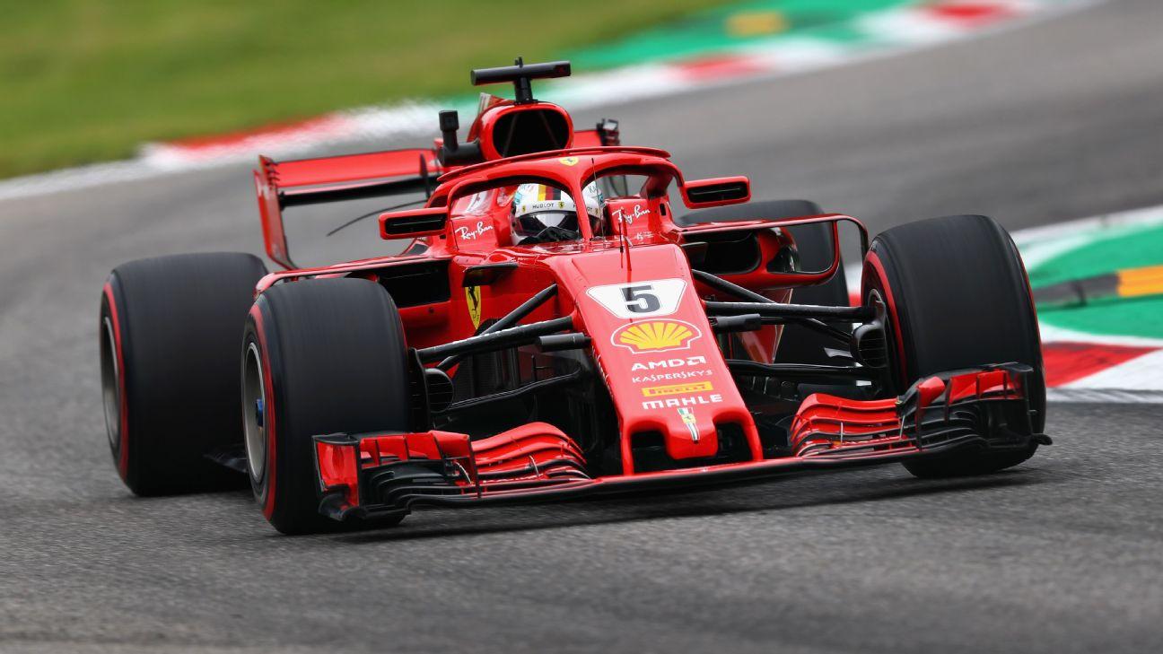 Hamilton deja a Vettel sin su victoria soñada - ¡Arráncalo, por Dios!