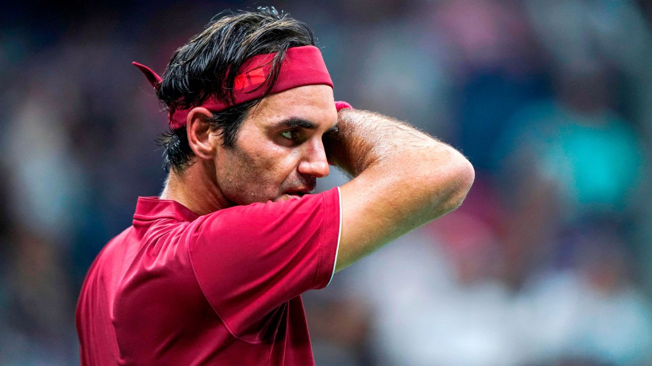 Tennis News Videos Players And Results Atp Wta Us Open Grand Cat 5 Patch Panel Wiring Diagram Free Download Health Desire Nah But The Heat Was A Major Problem For Roger Federer