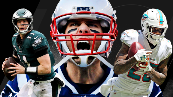 NFL Week 4 Power Rankings: High risers, fatal flaws for all 32 teams