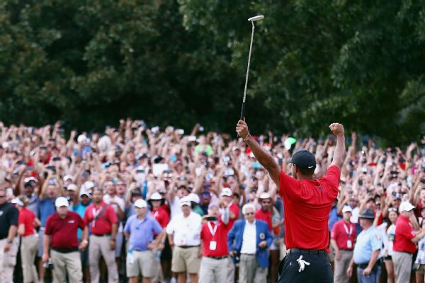 Tiger Woods is back, and golf is better for it