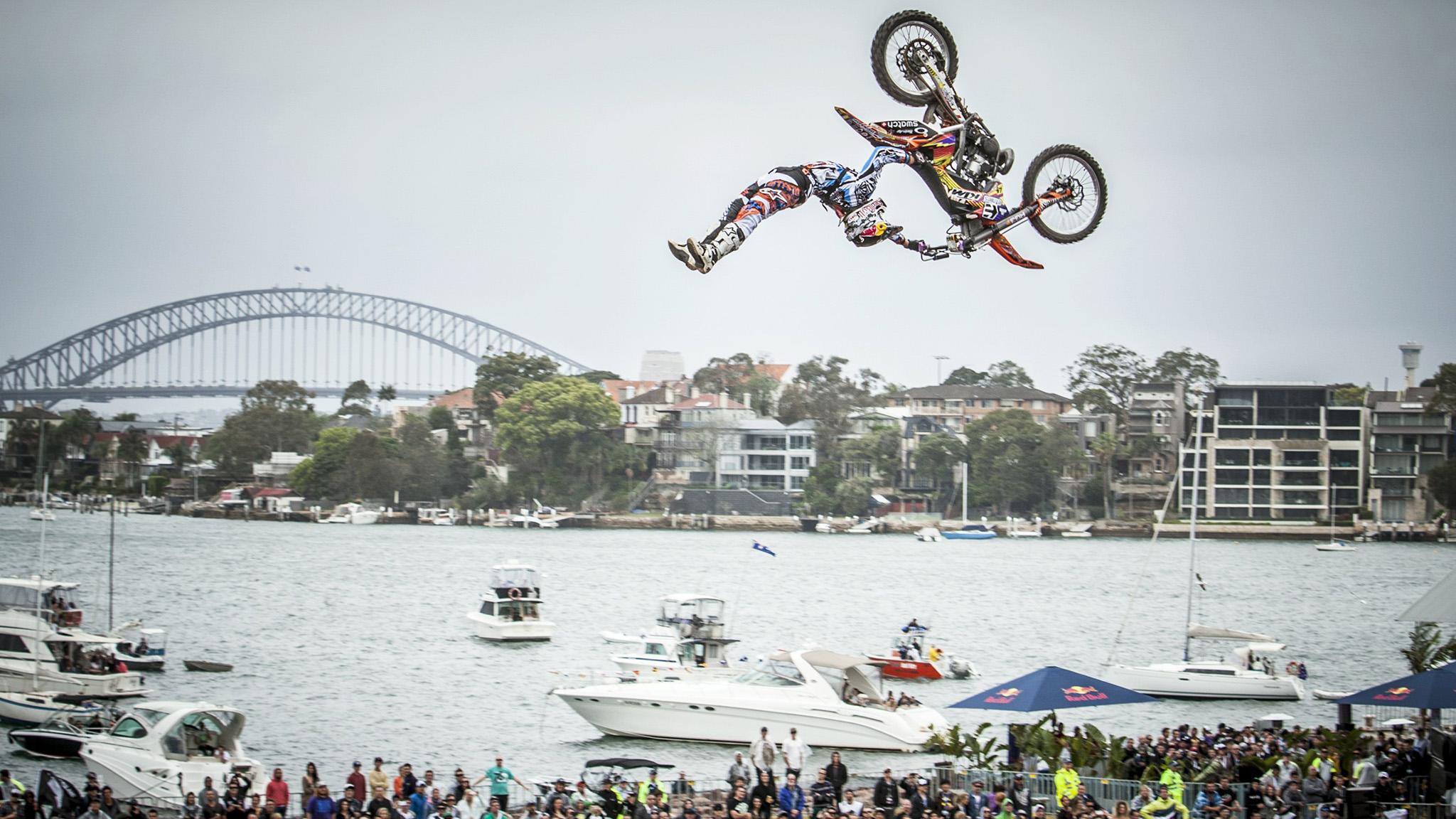 Sydney action