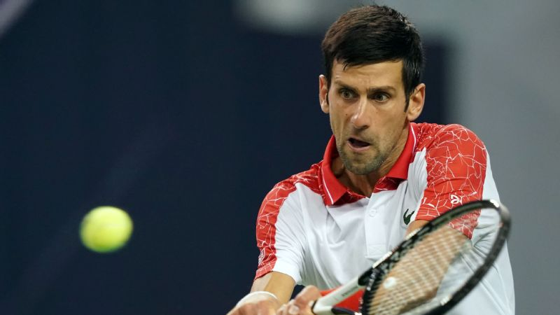 All signs suggest that Novak Djokovic will surpass Rafael Nadal for the year-end No. 1 ranking.