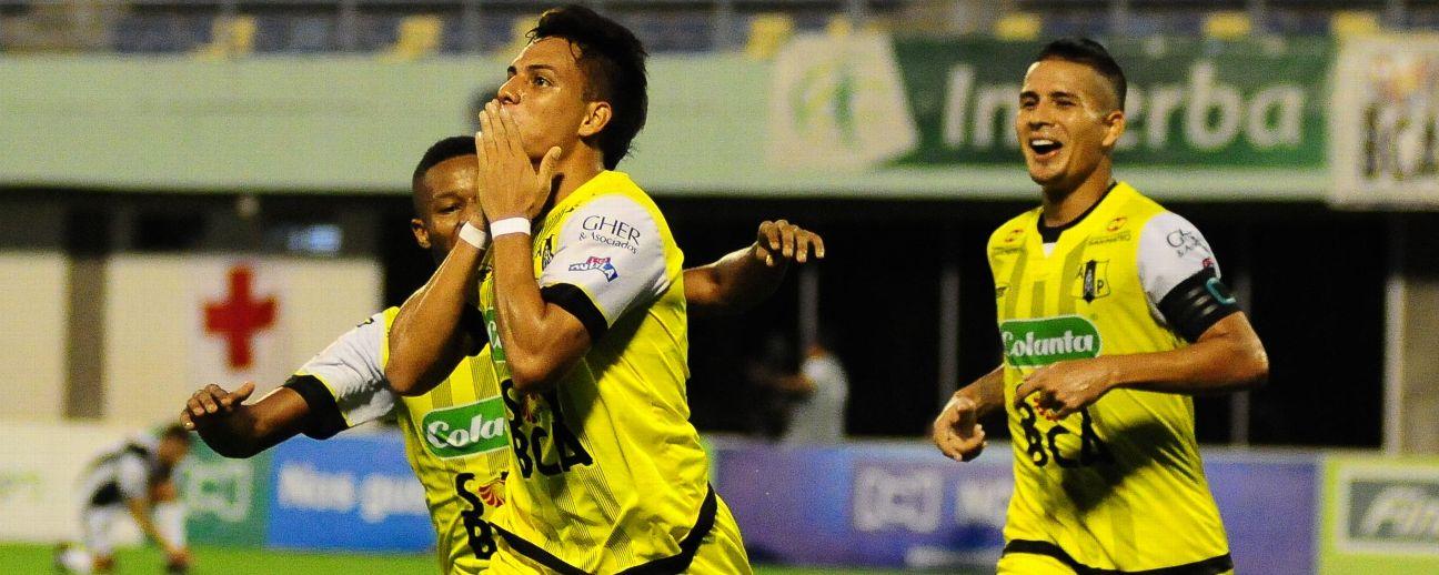 fe4093345 Alianza Petrolera superó a Boyacá Chicó con gol de Alex Castro