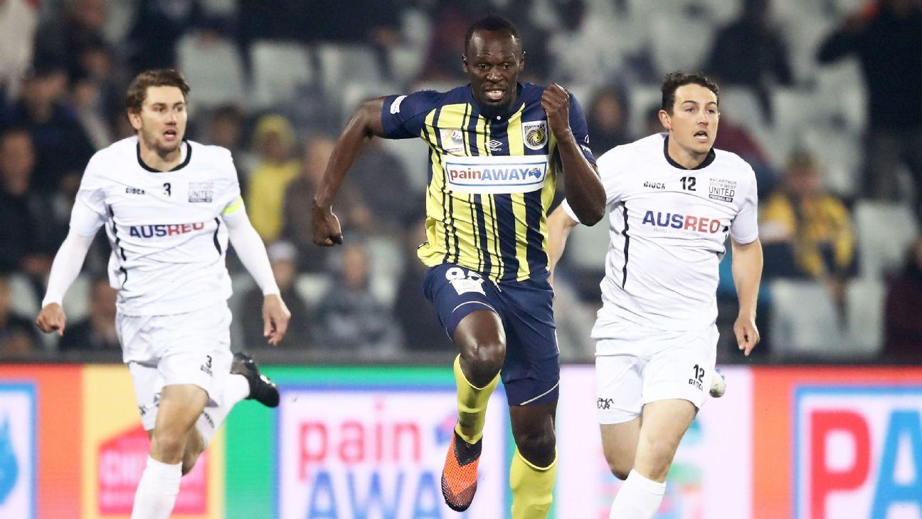 8d26e97fa Usain Bolt recibió una oferta de contrato de un club que aspira a jugar la  Champions League