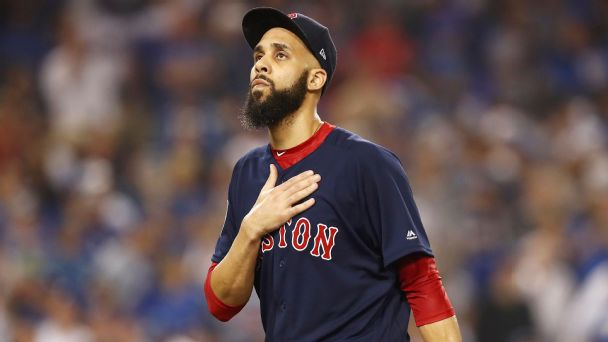 David Price Gets Game  Call But Expect A Team Effort From Red Sox