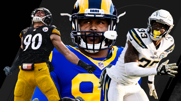 Power Rankings: Numbers that matter for all 32 defenses