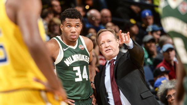 Are Giannis and the Bucks already NBA title contenders?