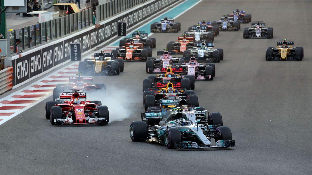 Abu Dhabi Grand Prix Full Coverage