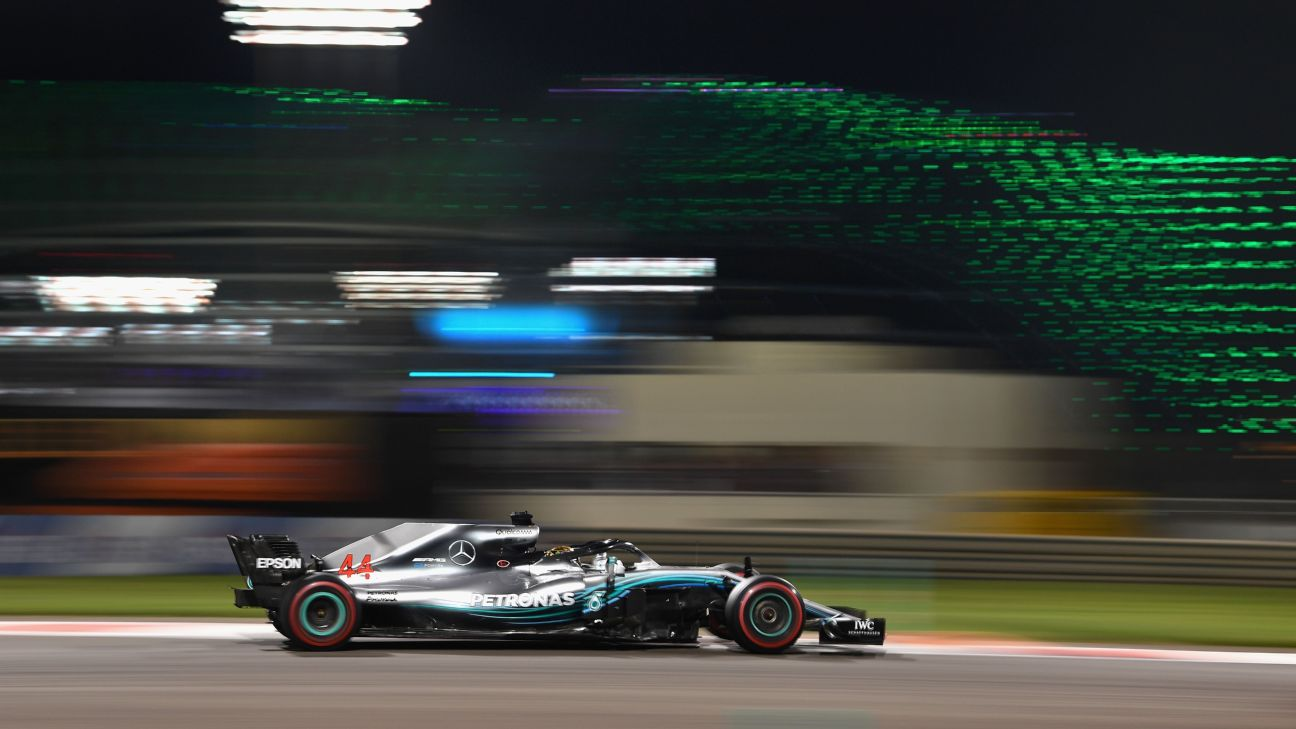 Abu Dhabi Grand Prix Who Said What After The Race