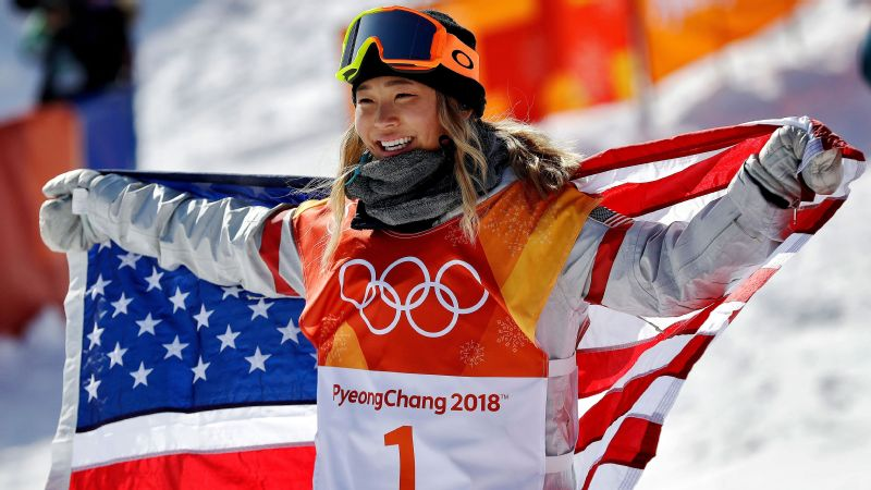Chloe Kim was just 17 when she became the youngest woman to win Olympic snowboarding gold this February.
