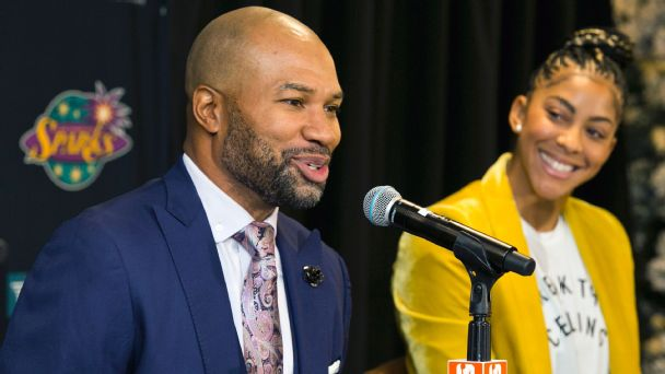 Derek Fisher hopes to put his struggles with the Knicks behind him as he joins the L.A. Sparks.