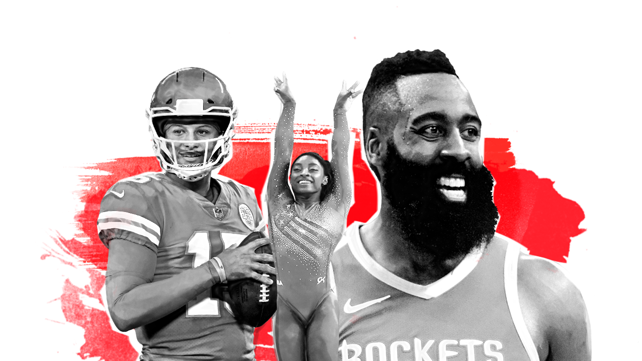 The Dominant 20: We rank the best athletes of 2018