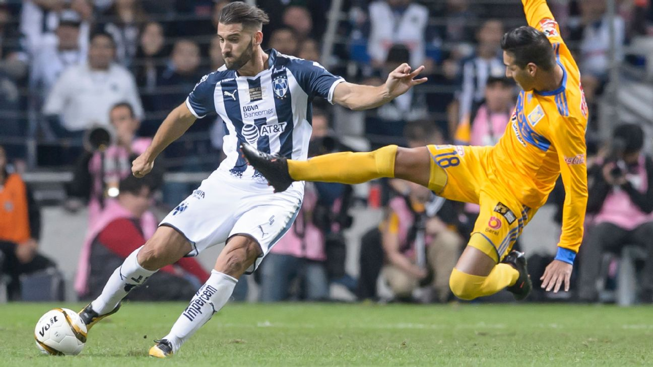Monterrey vs Tigres final AP2017