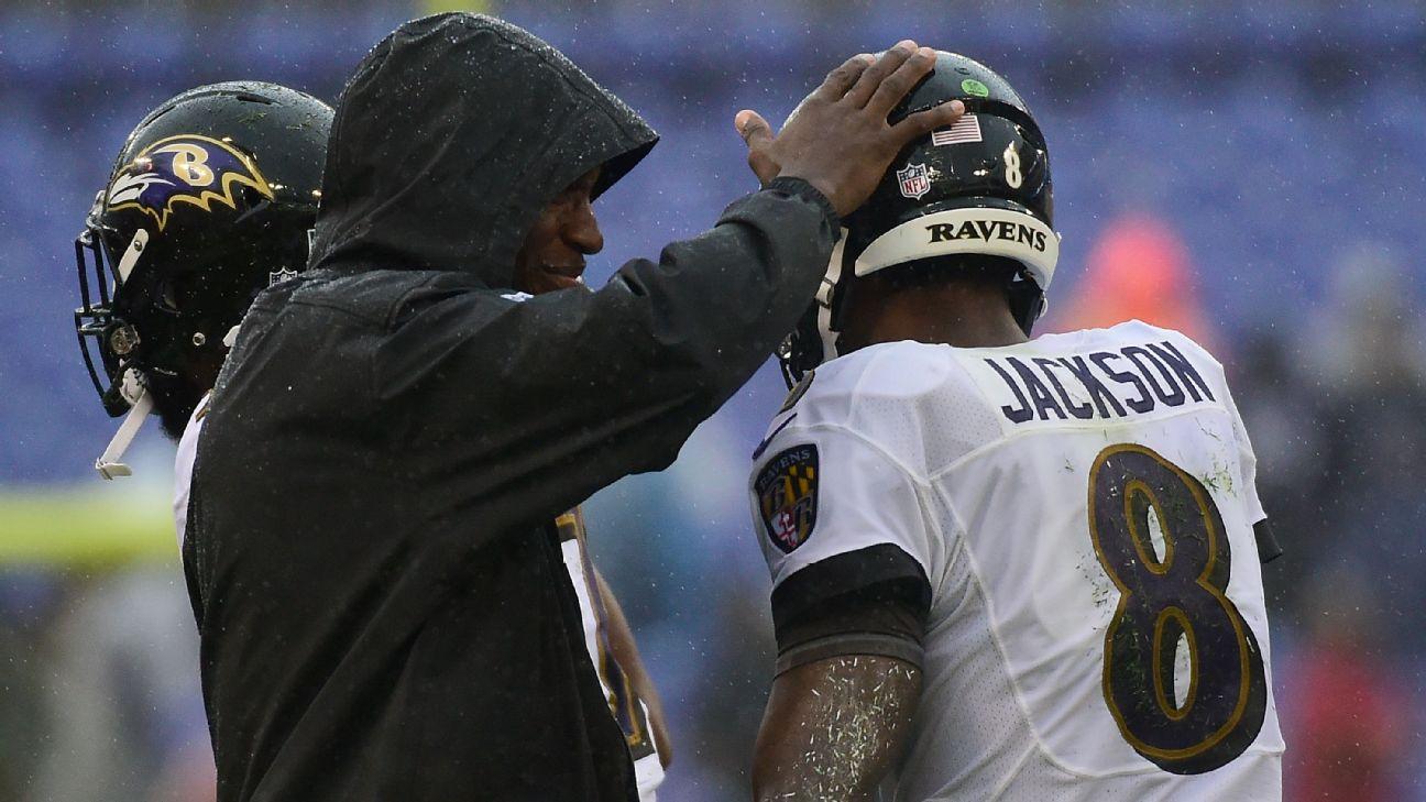 Better option for Lamar Jackson s backup  RG3 or Tyrod Taylor  - Baltimore  Ravens Blog- ESPN 76eee8411
