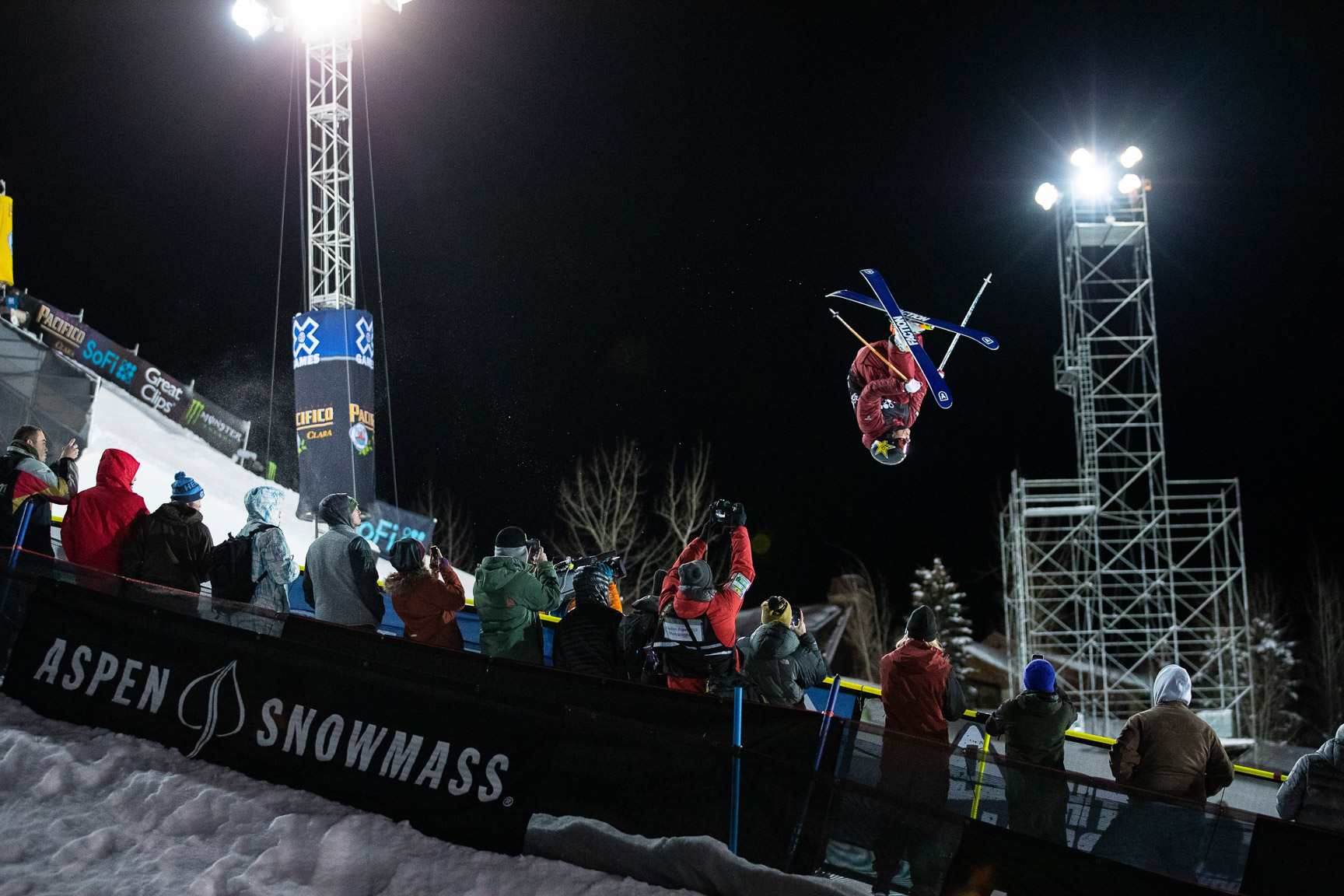 Alex Ferreira, Men's Ski SuperPipe