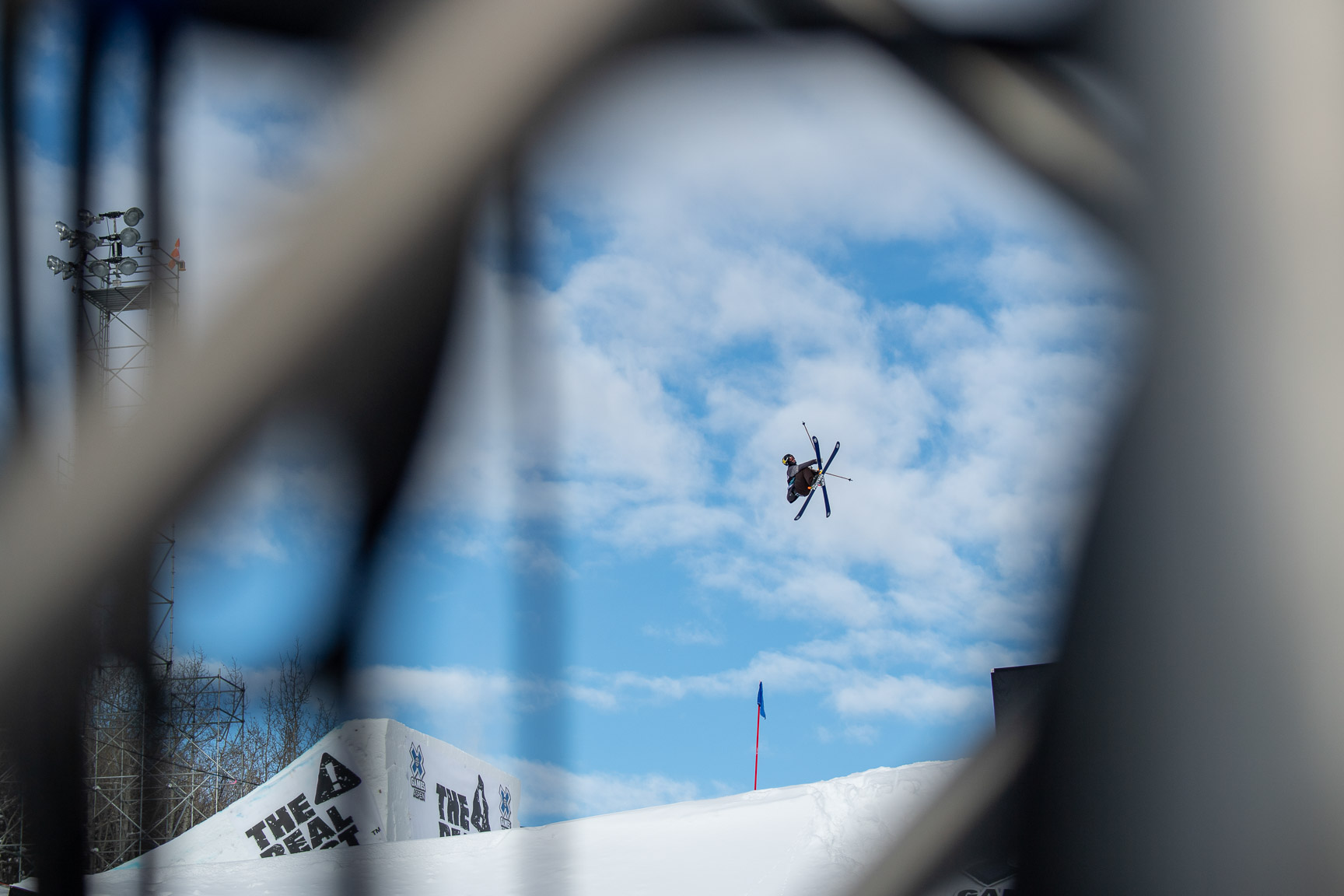 Alex Hall, Men's Ski Big Air Elim