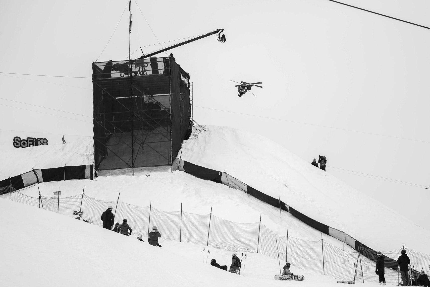 Alex Hall, Men's Ski Slopestyle