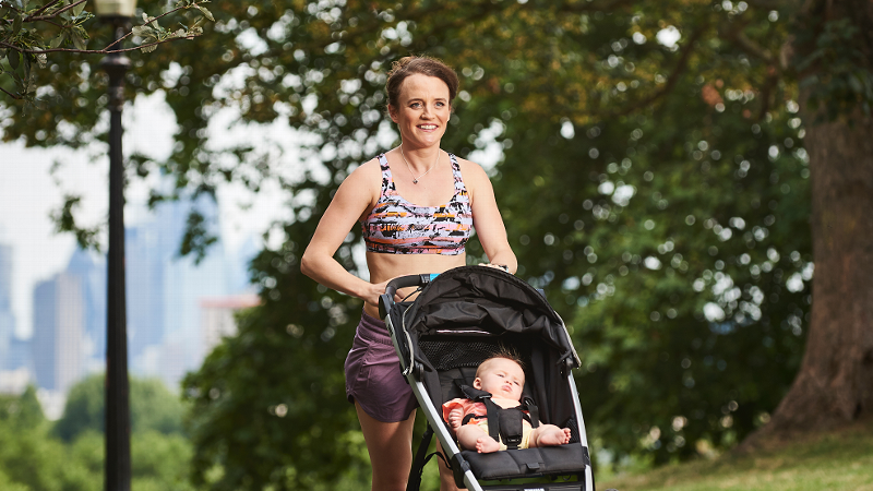 In 2017, Tina Muir announced she was taking a break from professional running to try to get pregnant.