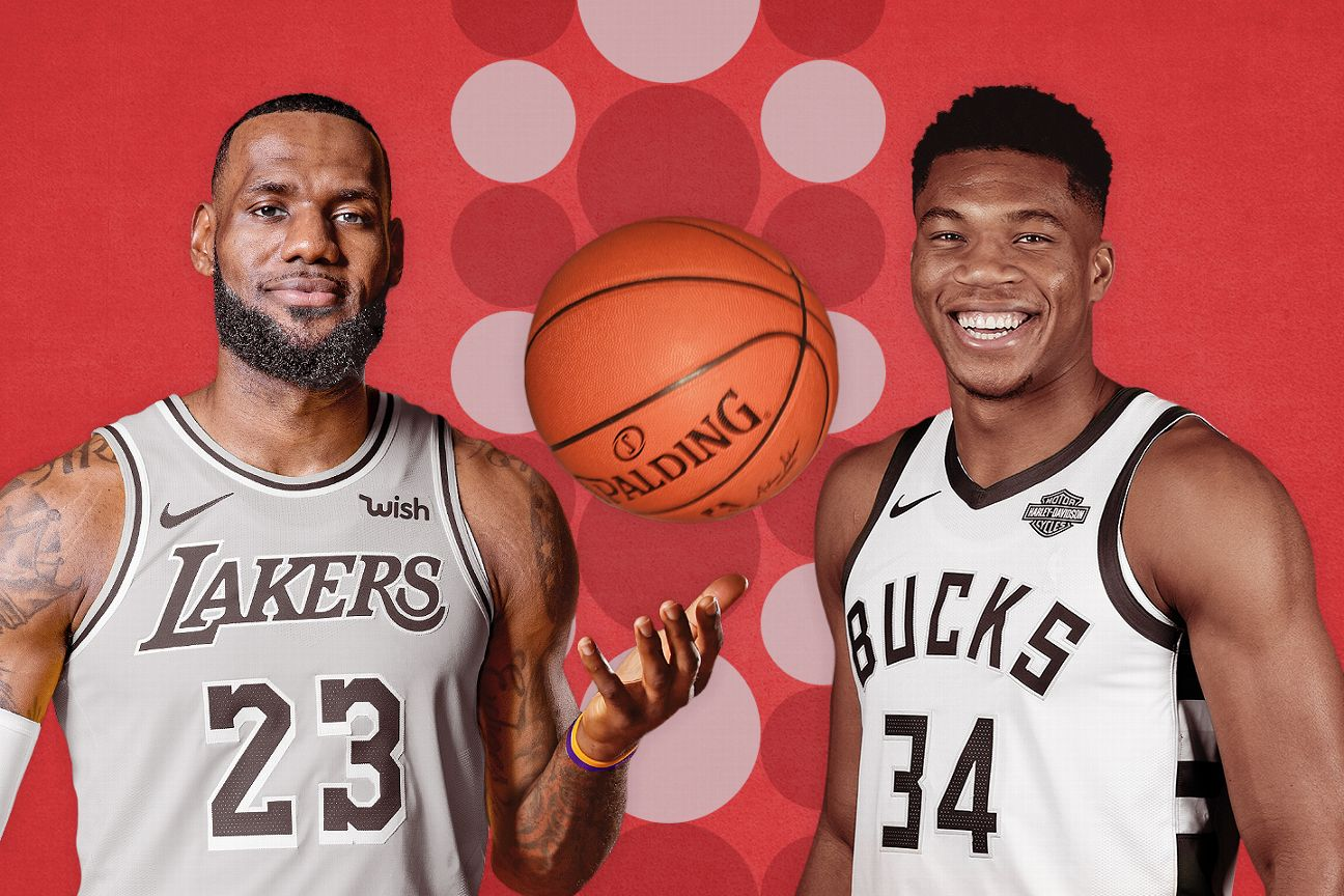 NBA All-Star Game Draft: LeBron, Giannis make roster ...