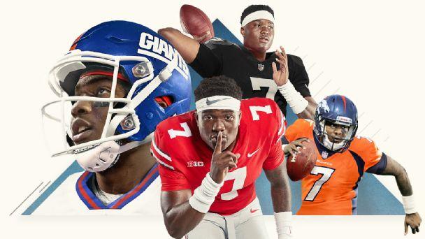 McShay NFL Mock Draft 2.0