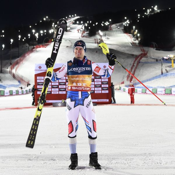 Alexis Pinturault Wins Gold In Alpine Combined At Skiing Worlds