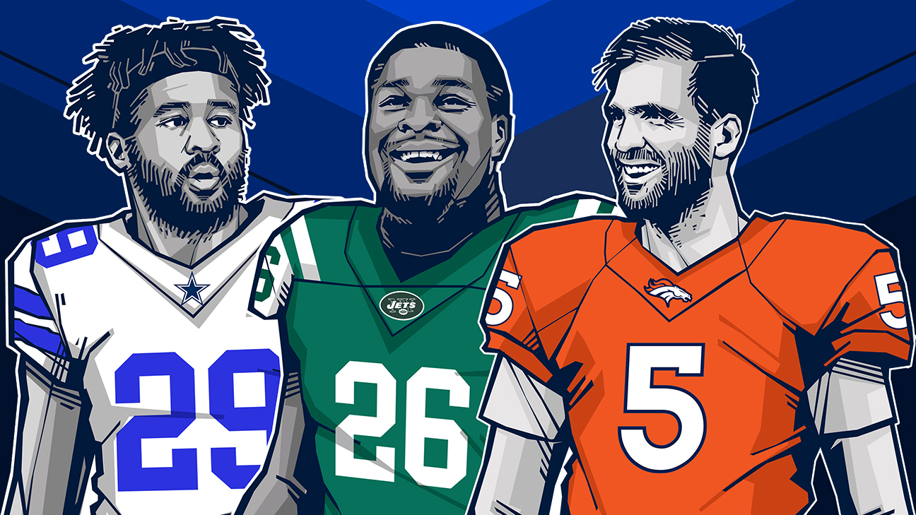 f43bbaefebc Predicting 2019 NFL offseason dominoes  Seven free agents who could cause  ripples