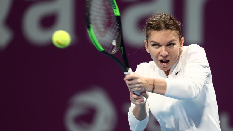 Mertens defeats Halep to win Qatar Open title