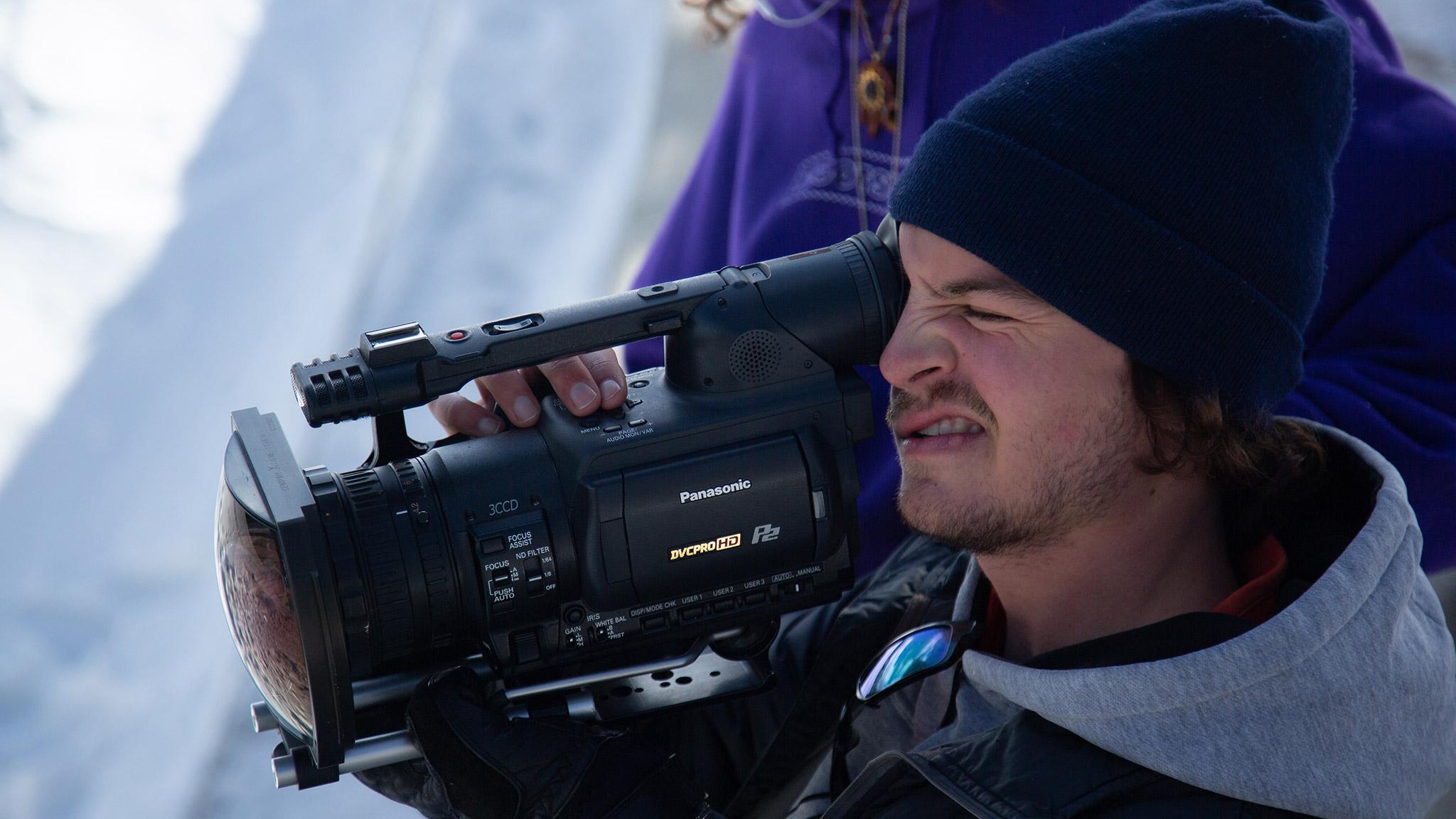 Jake Mageau's filmer: Oliver Hoblitzelle