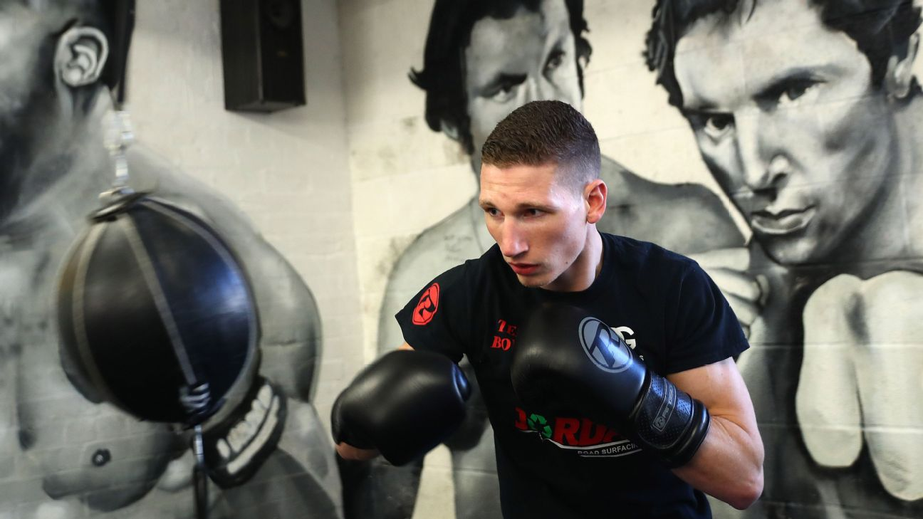 Bowen vs  McCorry on ESPN+ How to watch