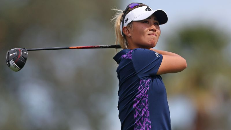 Jin Young Ko eases to ANA Inspiration victory