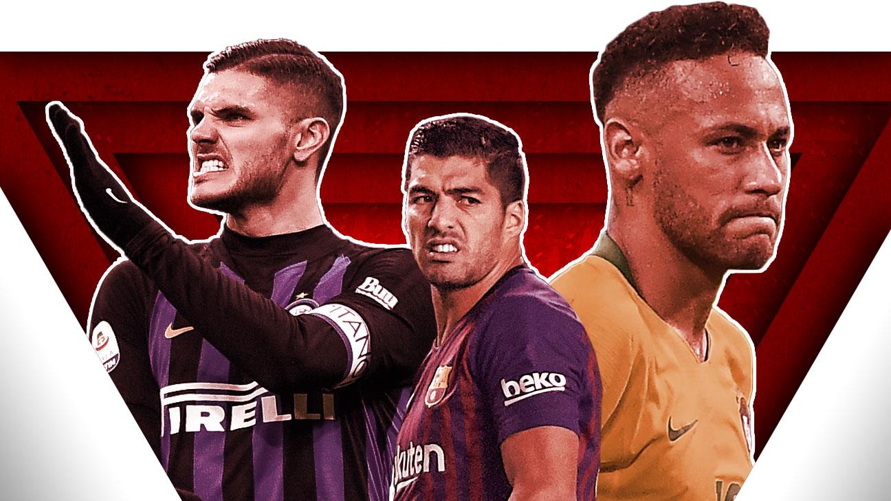 buy popular 917db 258b8 The bad boys of soccer: Sergio Ramos, Luis Suarez, Neymar ...