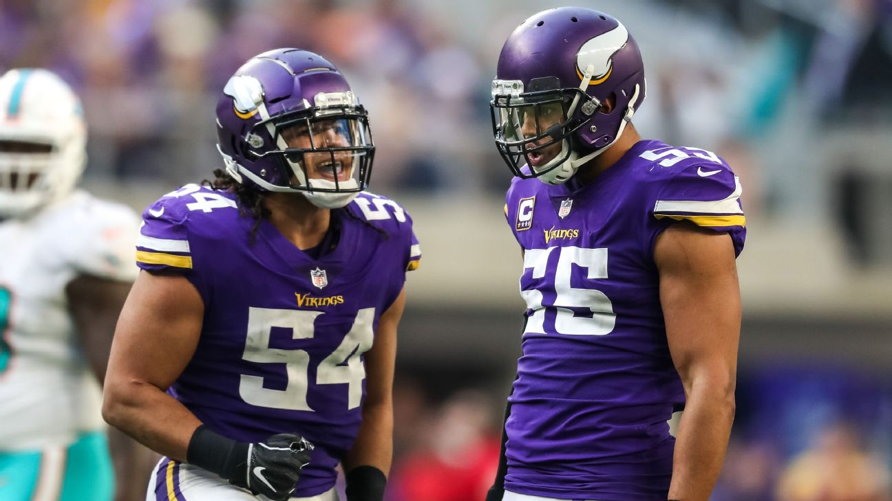242ca22f Vikings 'pumped' about Anthony Barr's decision to return - NFC North- ESPN