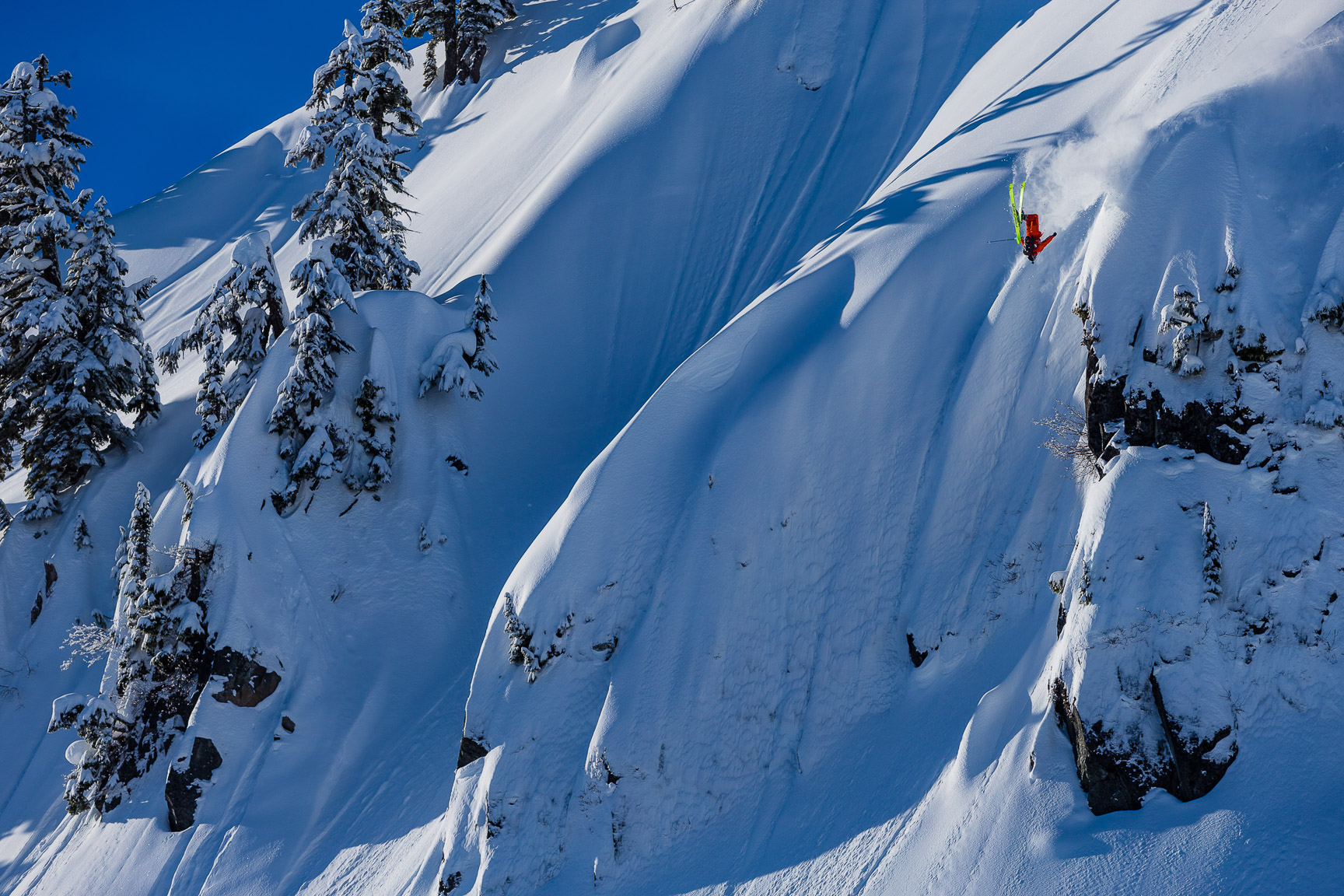 KC Deane, Mt. Baker, Washington