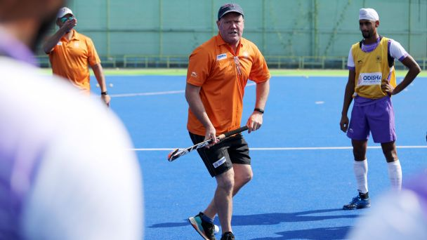 For Graham Reid's India, Australia tour the first step to