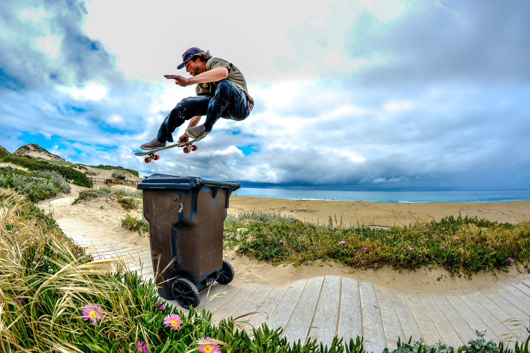 Alex Boosinger, Santa Cruz, California