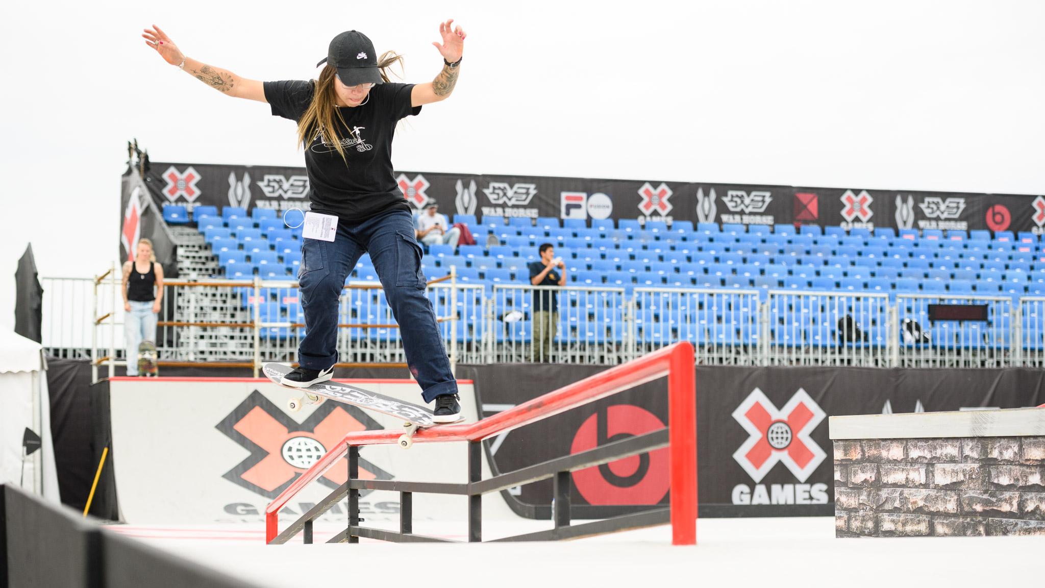 X Games Shanghai 2019: Pamela Rosa